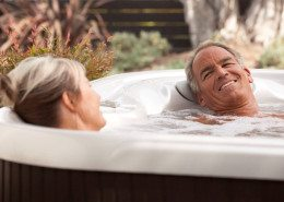 Hot Spring-Hot Spot-2013-TX-Pearl-Espresso-Lifestyle-Older Couple-02