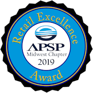 2019 Retail Excellence Award logo